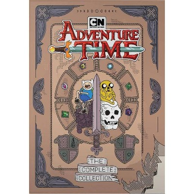 Adventure Time: The Complete Series (DVD)(2019)