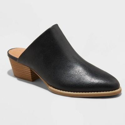 Women's Tara Mule Heels - Universal Thread™