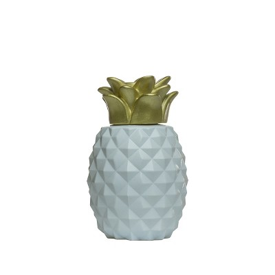 Pineapple Paradise Outdoor Table Torch -Tiki