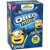 Nabisco Minions Mini Oreo Cookies Limited Edition Cookies - 12ct - image 2 of 4