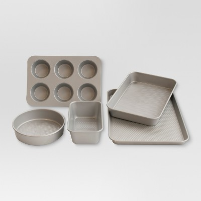 Carbon Steel Non-Stick Bakeware Set - Threshold™