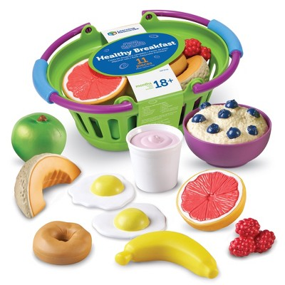 Learning Resources New Sprouts, Healthy Breakfast, Ages 18 mos+