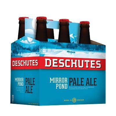 Deschutes Mirror Pond Pale Ale Beer - 6pk/12 fl oz Bottles
