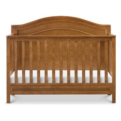 DaVinci Charlie 4-in-1 Convertible Crib - Dark Chestnut