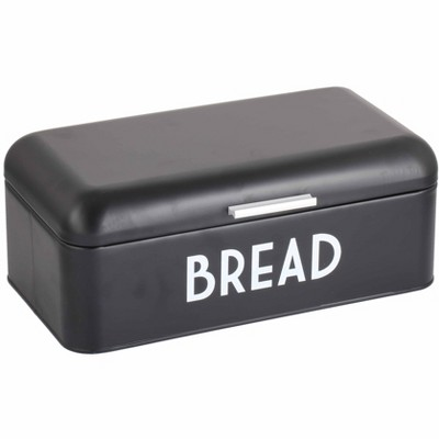Home Basics Metal Bread Box