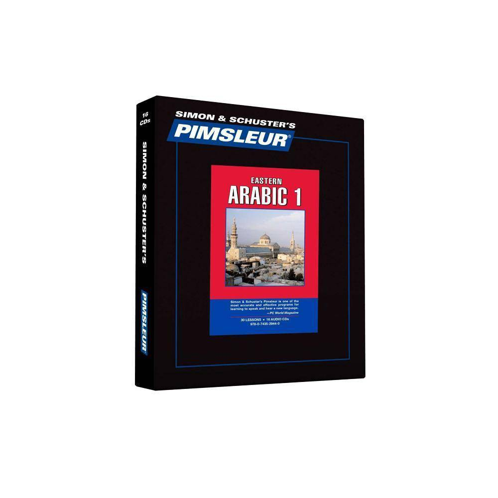 Pimsleur Arabic (Eastern) Level 1 CD - (Comprehensive) 2 Edition (AudioCD)