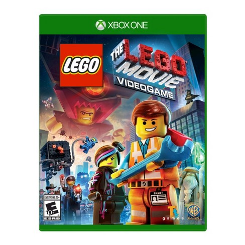 The Lego Movie Videogame Xbox One Target