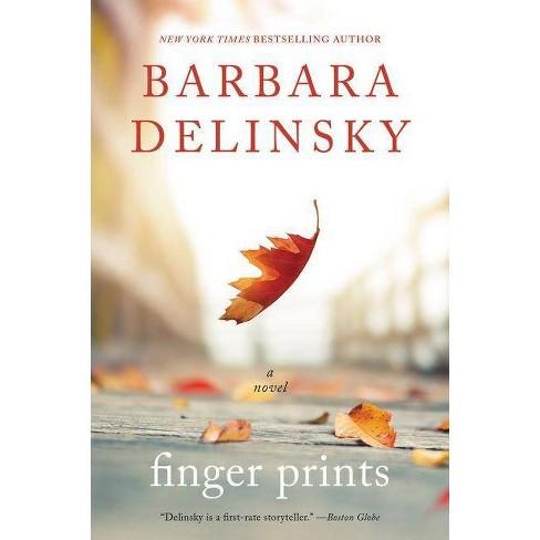 Finger Prints - by  Barbara Delinsky (Paperback) - image 1 of 1