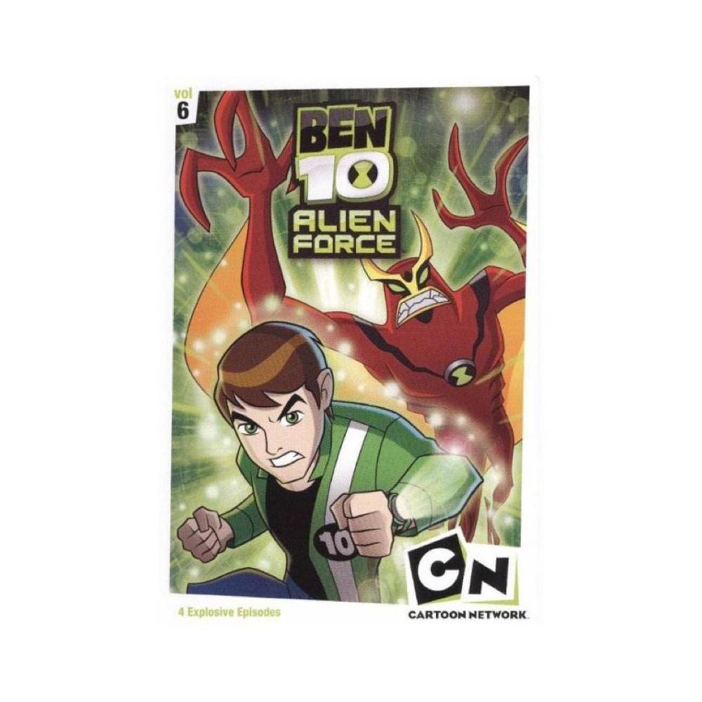 Ben 10 Alien Force Season 1 Volume 6 Dvd 2010