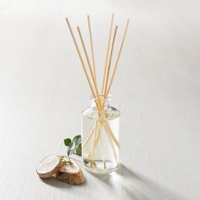 4 fl oz Birch & Amber Seasonal Oil Diffuser - Hearth & Hand™ with Magnolia
