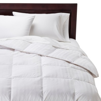 Warmest Down Comforter - White (Queen)- Fieldcrest™