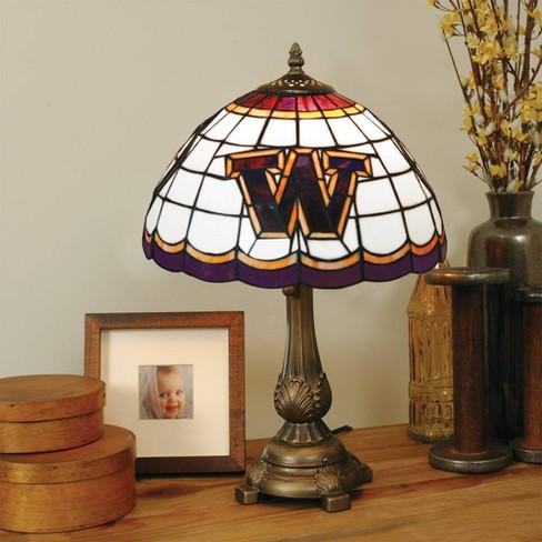 NCAA University of Washington Tiffany Lamp - image 1 of 1