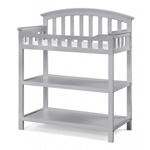 Graco Changing Table Pebble Gray Target