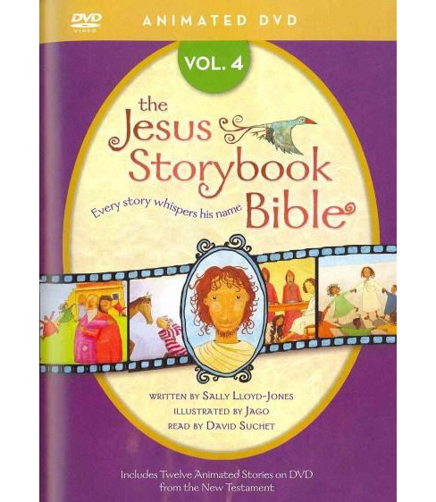 Jesus Storybook Bible (Vol 4) (Hardcover) (Sally Lloyd-Jones) - image 1 of 1