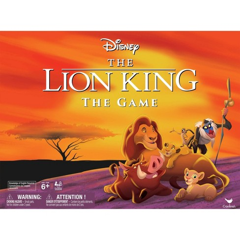 Disney The Lion King Board Game - image 1 of 4