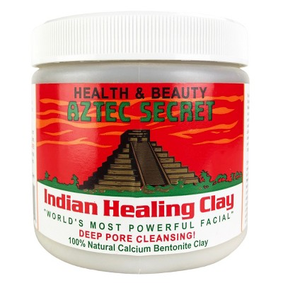 Aztec Secret Indian Healing Clay Deep Pore Cleansing Facial Treatment - 15.5oz