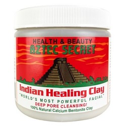 Aztec Secret Indian Healing Clay Facial Treatment - 15.5oz