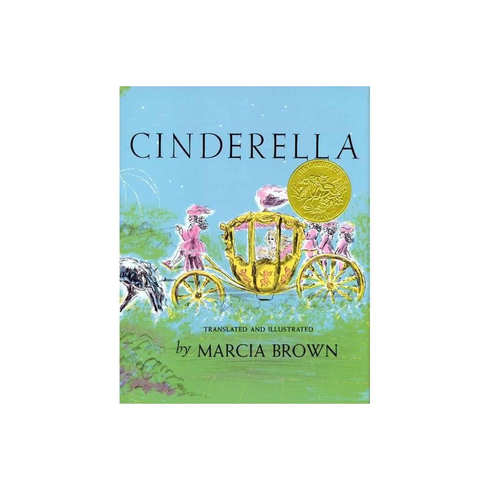 Cinderella By Marcia Brown Paperback