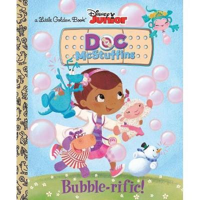 Bubble-Rific! - (Doc McStuffins) by  Andrea Posner-Sanchez (Hardcover)