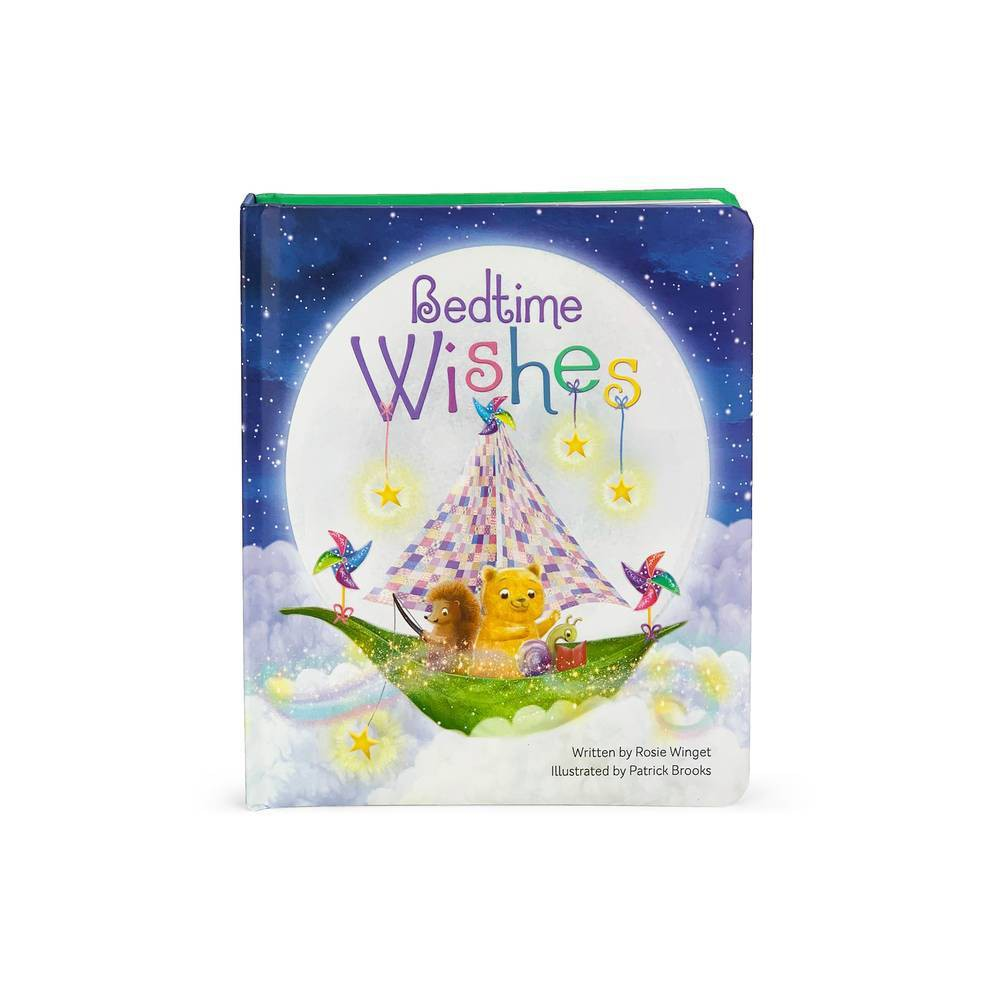 Bedtime Wishes Love You Always By Rose Bunting Board Book