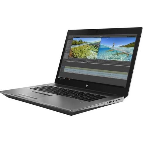 "HP ZBook 17 G6 17.3"" Mobile Workstation - 1920 x 1080 - Xeon E-2286M - 16 GB RAM - 512 GB SSD - Windows 10 Pro 64-bit - image 1 of 4"