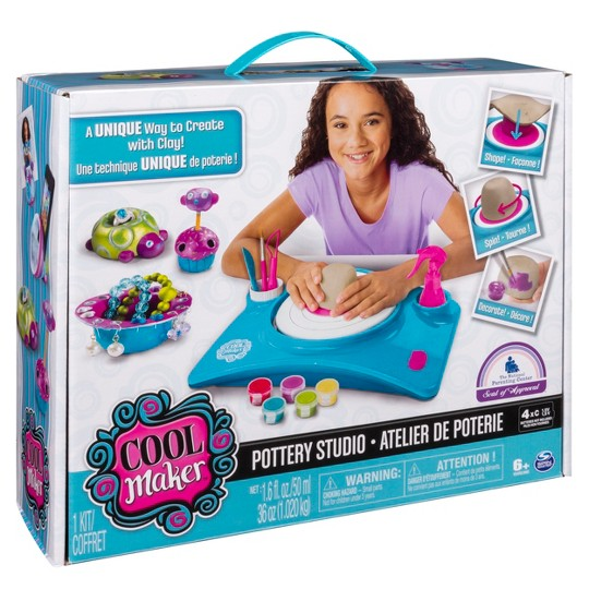 Cool Maker Pottery Studio by Spin Master image number null