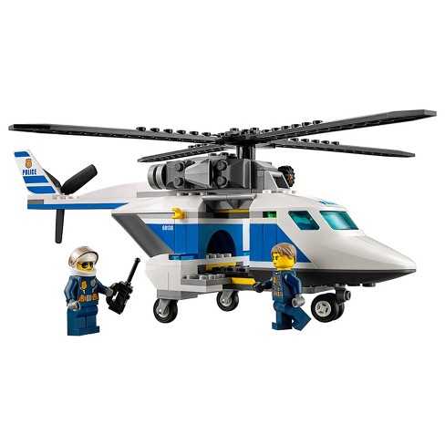 Lego City Police High Speed Chase 60138 Target