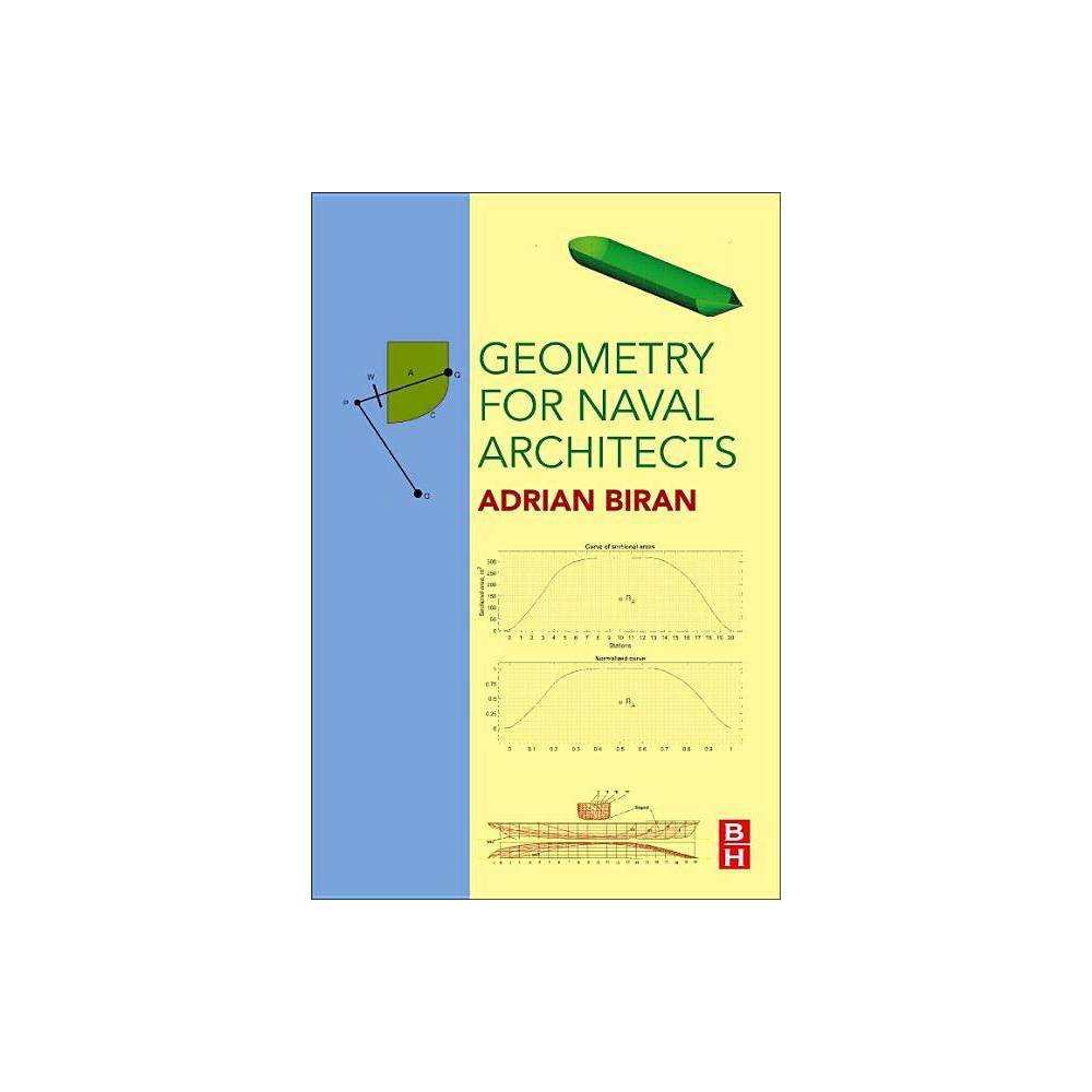 Geometry For Naval Architects By Adrian Biran Paperback