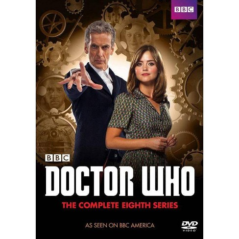 Doctor Who: The Complete Eighth Series (DVD) - image 1 of 1