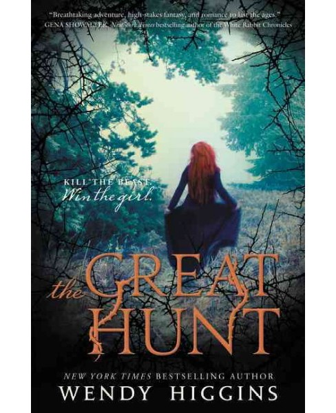Great Hunt (Reprint) (Paperback) (Wendy Higgins) - image 1 of 1