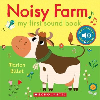 Noisy Farm : My First Sound Book (Hardcover)