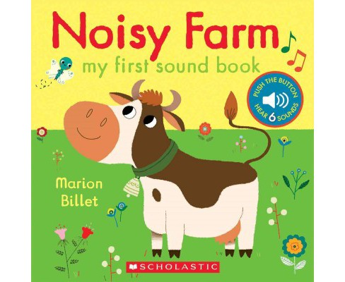 Noisy Farm : My First Sound Book (Hardcover) - image 1 of 1