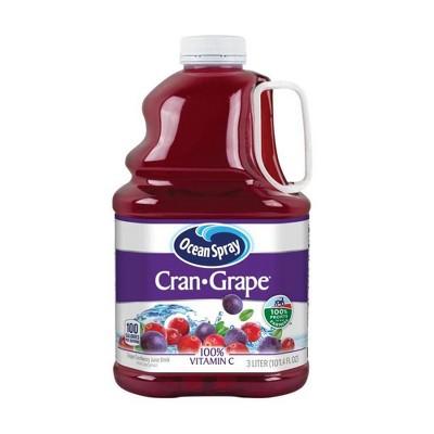 Ocean Spray Cranberry Grape - 101 fl oz Bottle