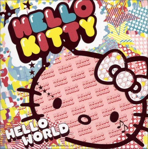 Various - Hello Kitty:Hello World (Ost) (CD) - image 1 of 1