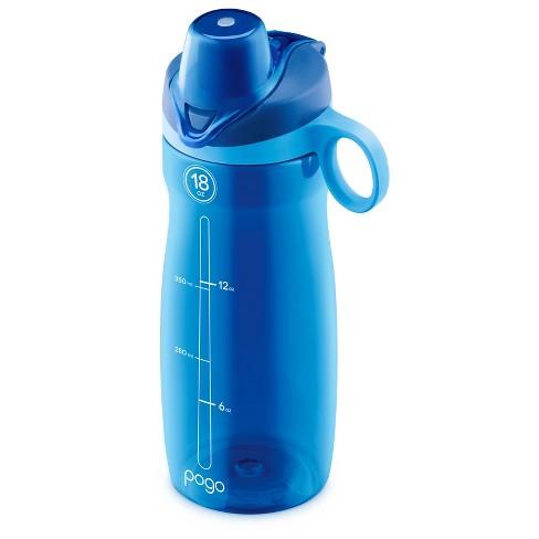 7482e19577 Pogo Tritan Kid's Chug Water Bottle - 18 Oz : Target