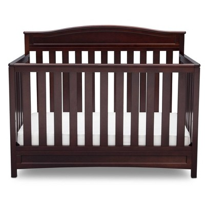 Delta Children Emery 4-in-1 Convertible Crib, Greenguard Gold Certified