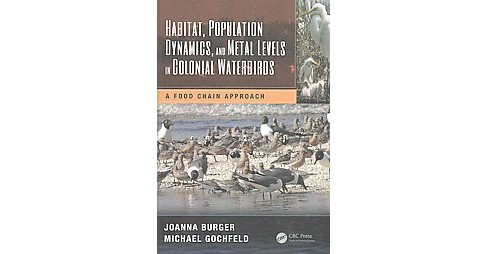 Habitat, Population Dynamics, and Metal Levels in Colonial Waterbirds : A Food Chain Approach - image 1 of 1