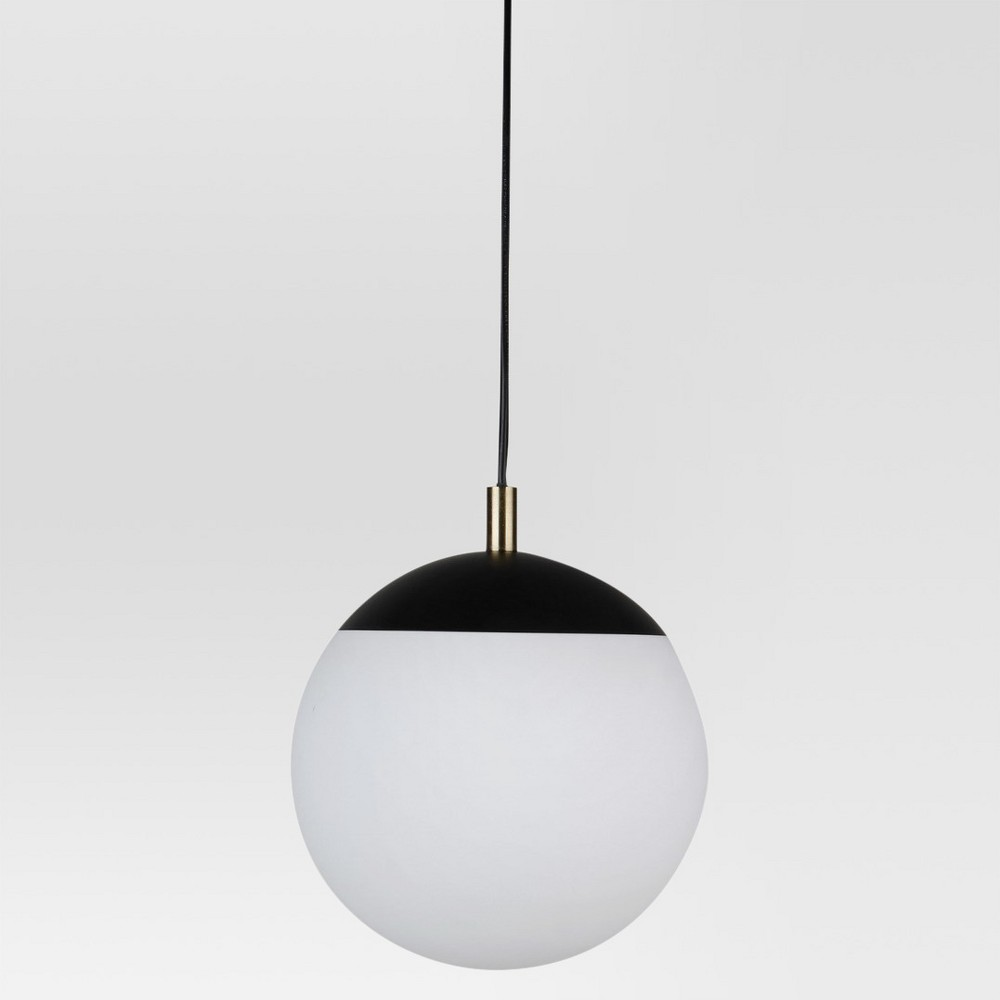 Globe Head Swag Lights Black - Project 62 was $34.99 now $17.49 (50.0% off)