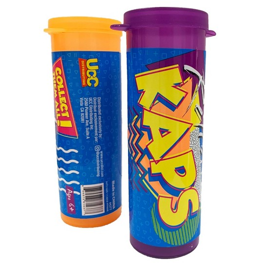 Retro KAPS Storage Tube Collector Set (Color May Vary), Kids Unisex image number null