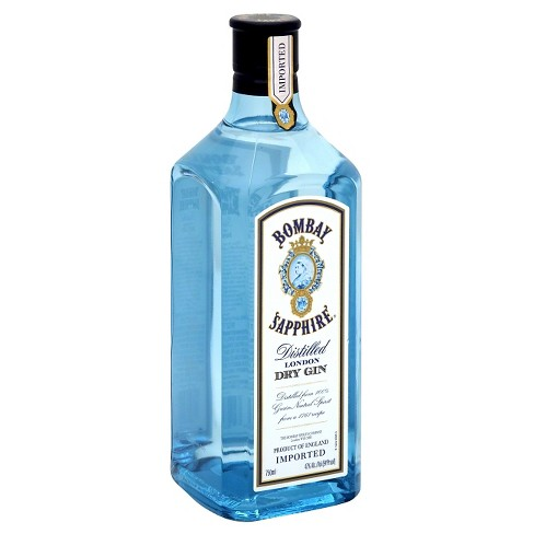 Bombay Sapphire Gin - 750ml Bottle - image 1 of 1