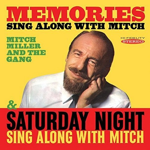 Mitch & The Miller - Memories:Sing Along With Mitch/Saturd (CD) - image 1 of 1
