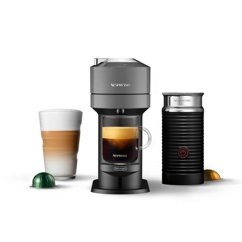 Nespresso Vertuo Next Espresso and Coffee Machine Bundle by De'Longhi - Gray - image 1 of 4