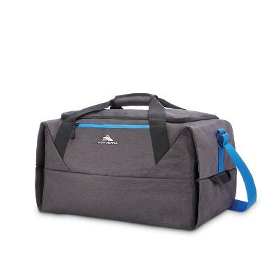 High Sierra 70L Packable Duffel Bag - Gray/Indigo