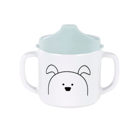 Lassig Little Chums 2-Handle Cup with Lid - image 1 of 3