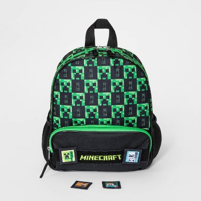 Kids' Minecraft Mini Backpack - Black