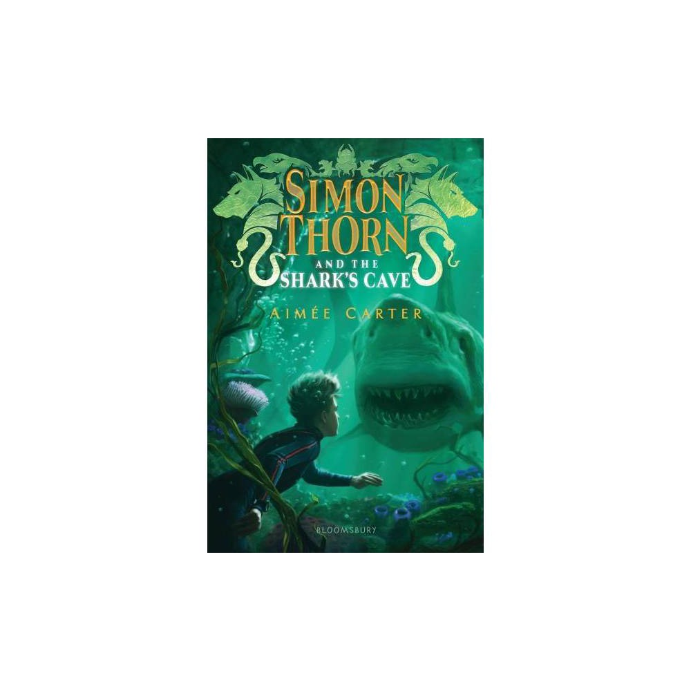 Simon Thorn and the Shark's Cave - Reprint (Simon Thorn) by Aimée Carter (Paperback)