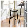 """29"""" Trenton Saddle Seat Barstool - Threshold™ - image 2 of 2"""