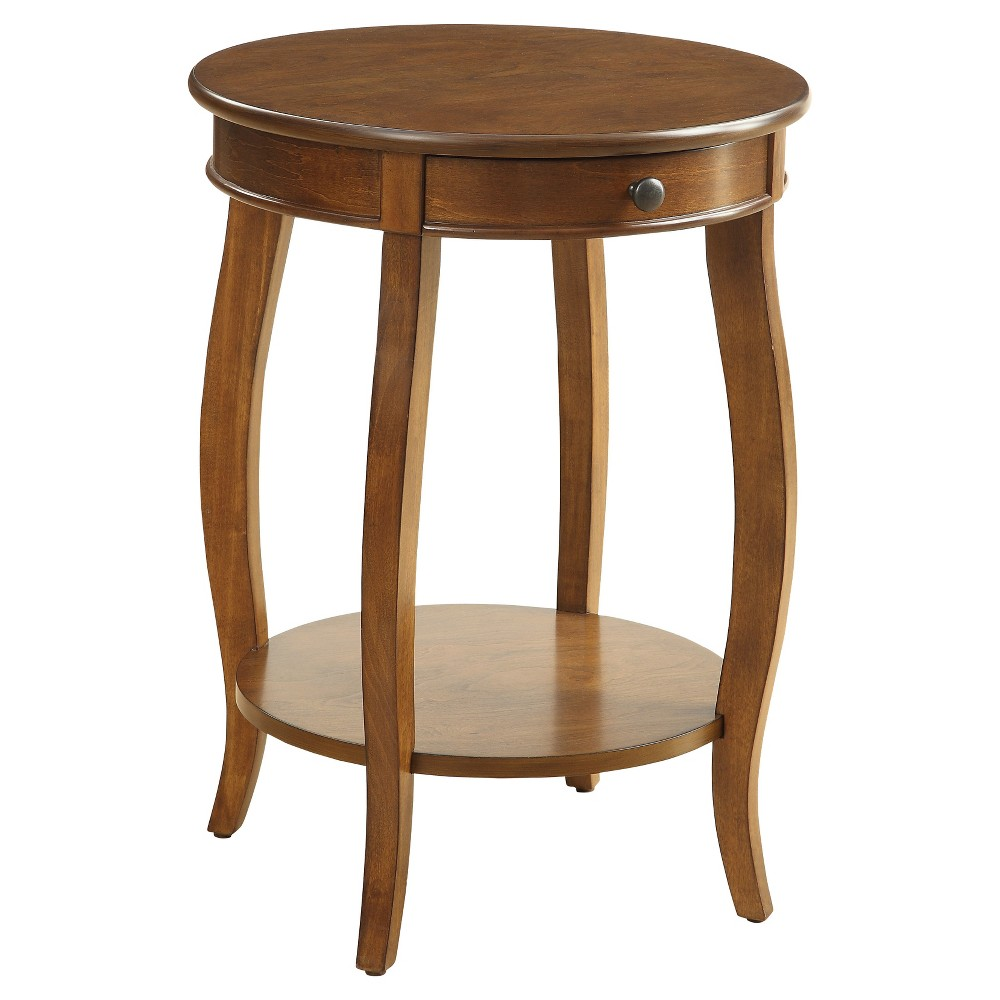 End Table Walnut (Brown), Accent Tables