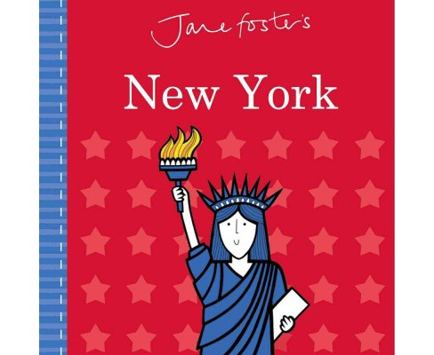 Jane Foster's New York (Hardcover) - image 1 of 1