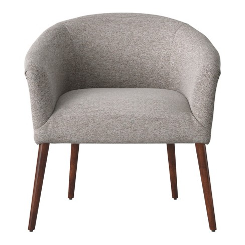 Fantastic Pomeroy Barrel Chair Gray Project 62 Bralicious Painted Fabric Chair Ideas Braliciousco